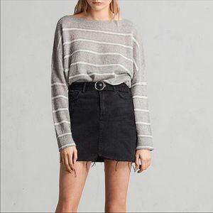 All Saint Denim Skirt